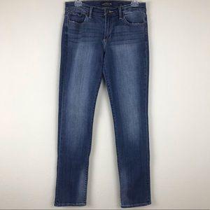 Womans Lucky Brand Sweet N' Straight Leg Jeans